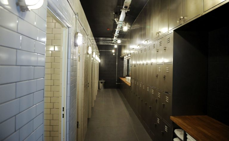 Gym Lockers Metal Design Uk London 1